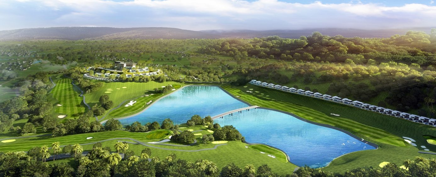 Enjoy Bac Giang Golf at Yen Dung Resort & Golf Club